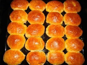 Тесто для пирожков в духовке с пошагово