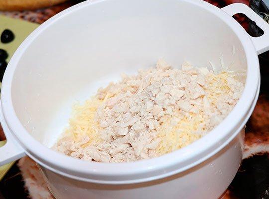 добавить филе