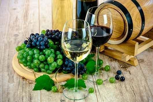 виноградное вино во сне
