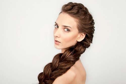 Сонник к чему снятся длинные волосы на голове у себя
