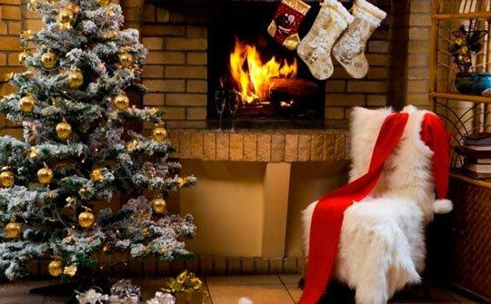 новогодняя елка традиции
