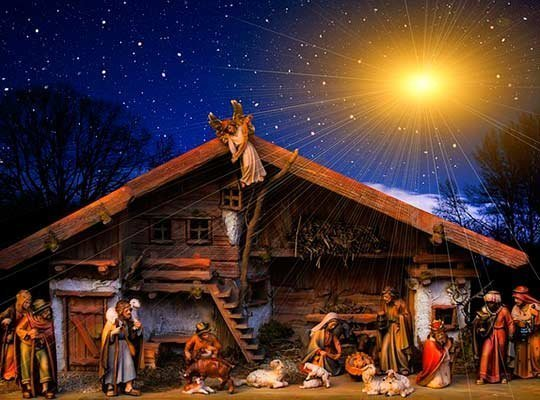 СМС с Рождеством