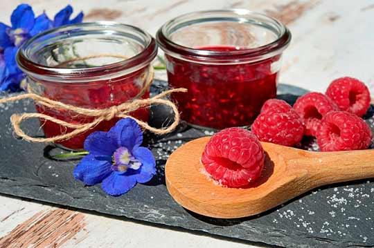 рецепты варенья из малины