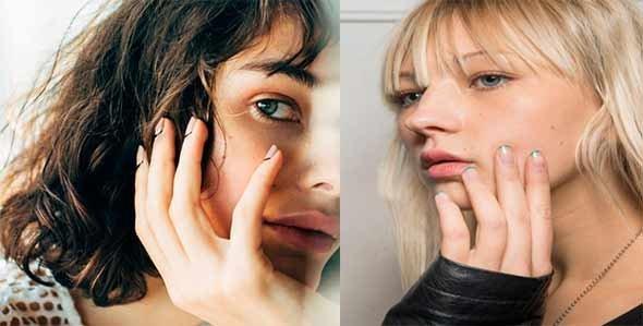 Модный маникюр 2018