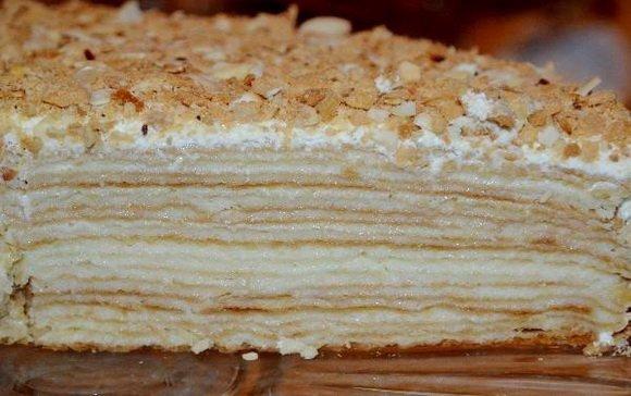 советский торт