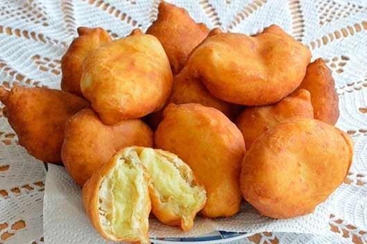 пирожки с картошкой рецепты