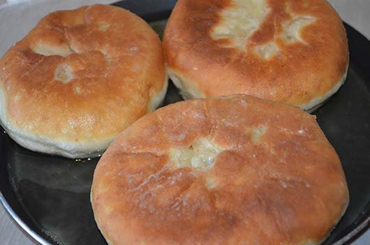 Рецепт самых вкусных пирожков на кефире