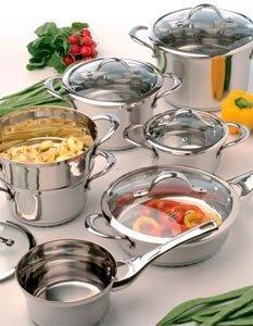 Посуда для кухни: нержавейка, эмаль или тефлон в 2019 году