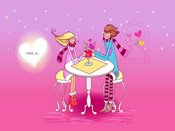 Поздравления с днем Валентина жене