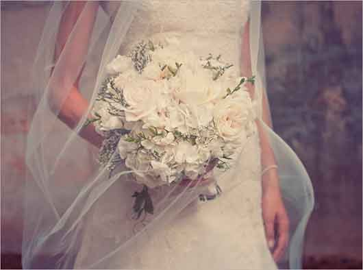 букет для невесты язык цветов