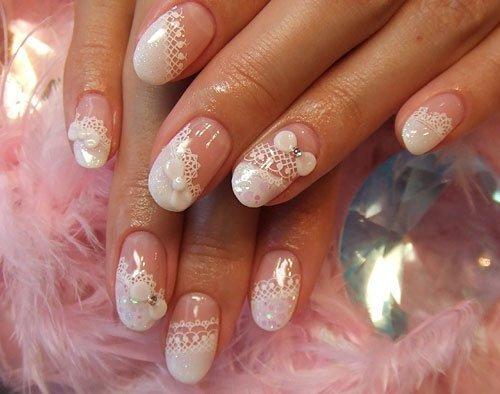Ногти дизайн новинки 2016 фото розовый