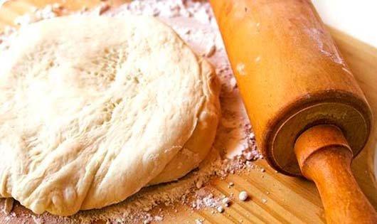 Как сделать тесто бездрожжевое быстро для пирога