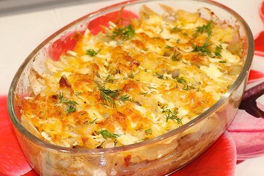 картошка готова